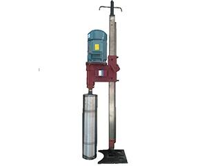 立式水磨钻机